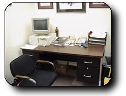Jim Shooter's Office